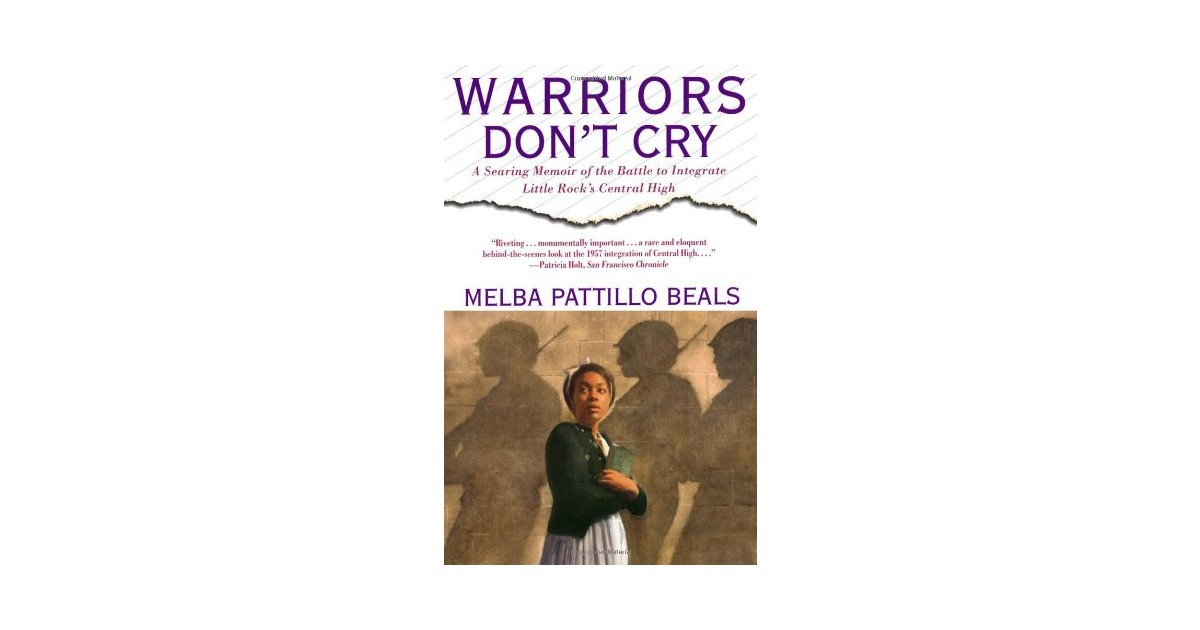 Warriors don t cry essay