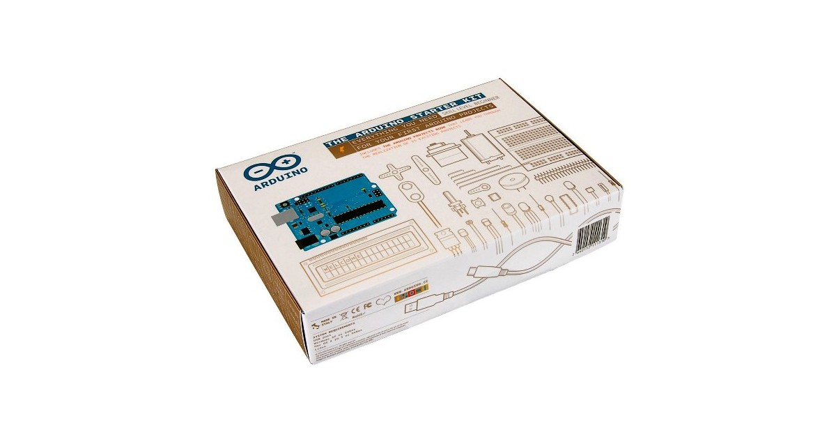 The arduino starter kit a mighty girl