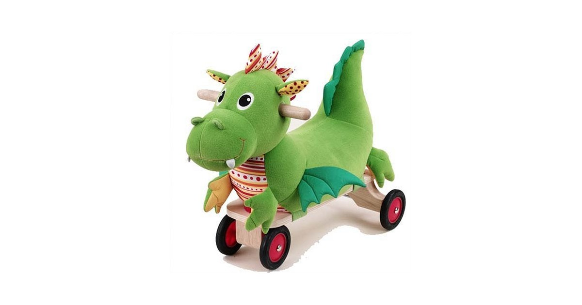 puffy dragon ride