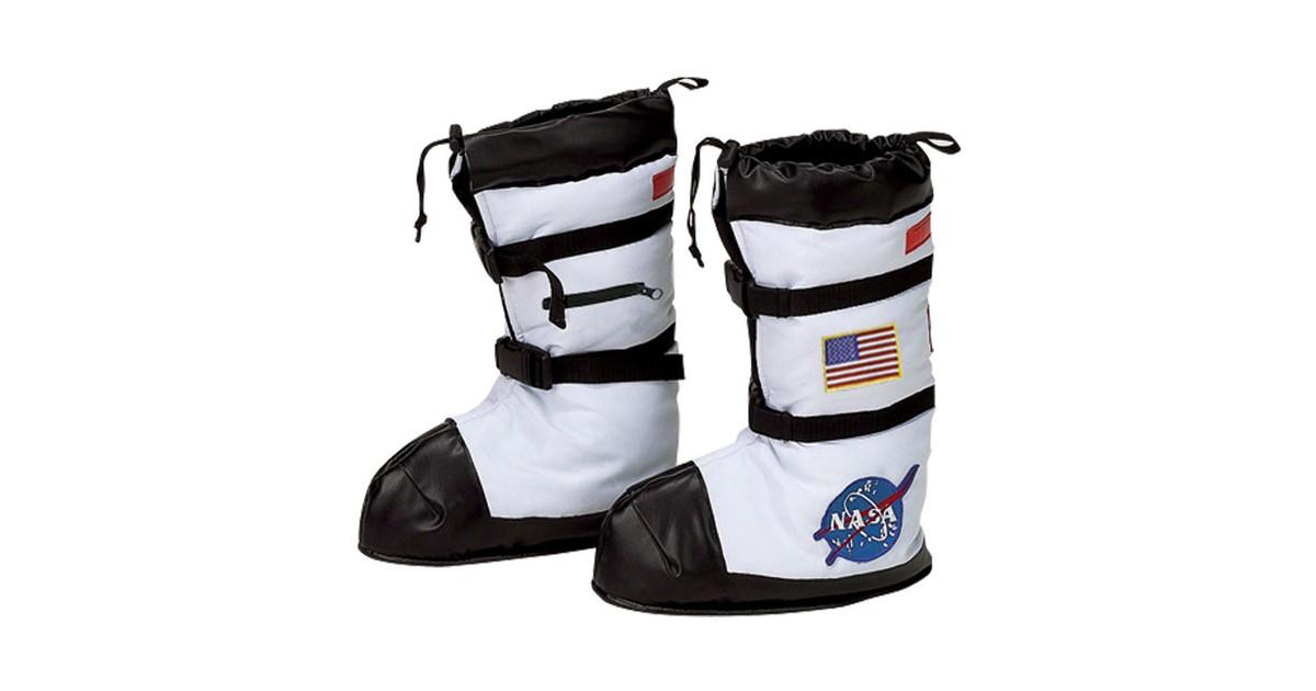 NASA Astronaut Boots   A Mighty Girl