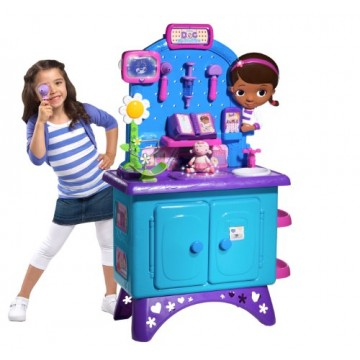 Doc McStuffins Get Better Check-Up Table