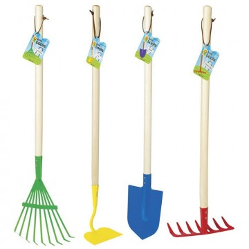 Kids' Big Garden Tool Set