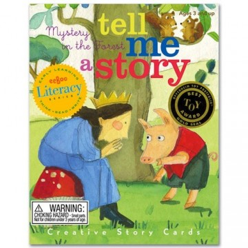 Tell Me a Story - Mystery in the Forest