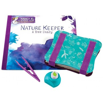 Nancy B.'s Nature Press and Tree Diary