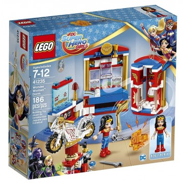 LEGO DC Super Hero Girls Wonder Woman Dorm
