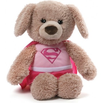 Yvette Supergirl Plush