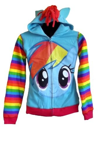Find great deals on eBay for my little pony rainbow dash hoodie. Shop with confidence.
