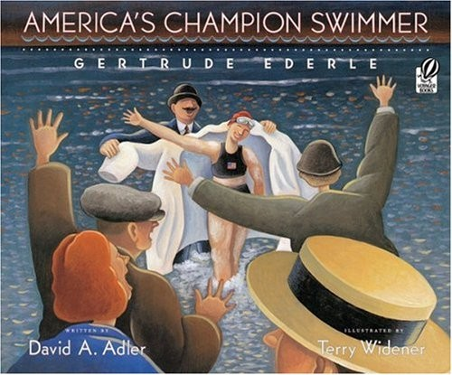 americas champion swimmer gertrude ederle a mighty girl
