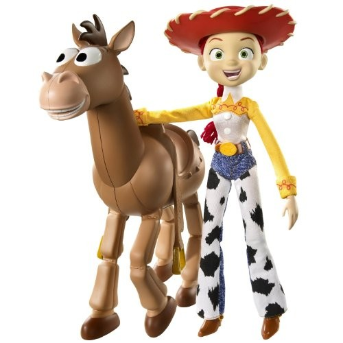 Hello Kitty And Toy Story Jessie Images : Toy story jessie and bullseye a mighty girl