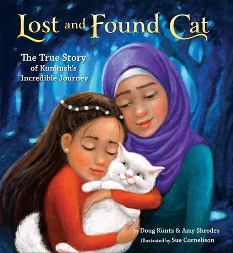 Story Of A Kashmiri S Girl By: Lost And Found Cat: The True Story Of Kunkush's Incredible
