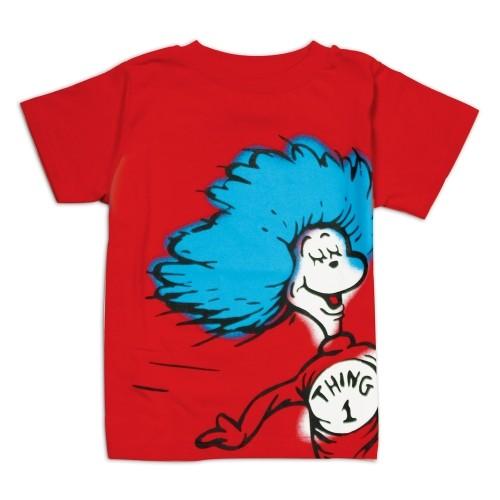 Dr Seuss Kids Shirts: Dr. Seuss Themed T-Shirt