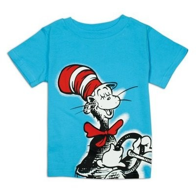 Dr seuss themed t shirt a mighty girl for Walmart fishing shirts