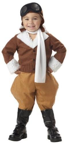 Amelia Earhart Costume Goggles
