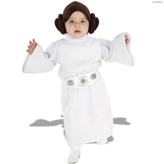 star wars princess leia toddler costume a mighty girl. Black Bedroom Furniture Sets. Home Design Ideas