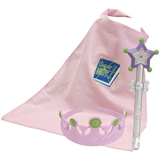 Super Why Princess Presto Costume