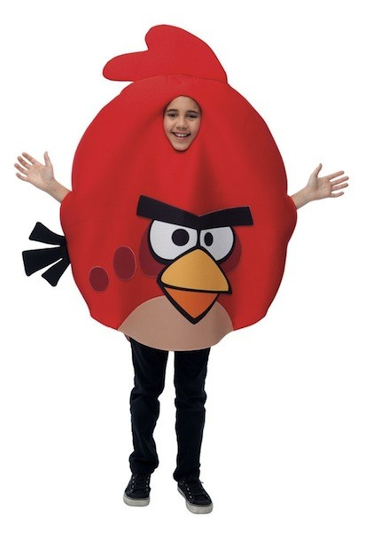 Red Angry Bird Costume | A Mighty Girl
