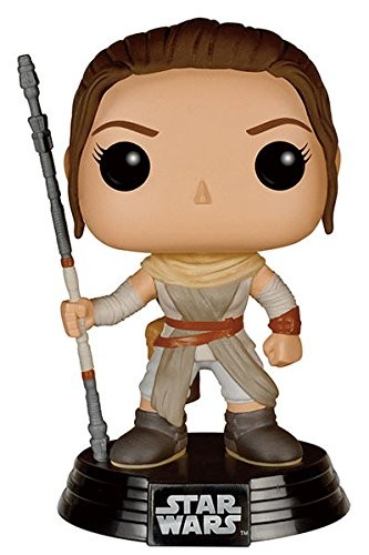 funko pop rey star wars episode vii a mighty girl. Black Bedroom Furniture Sets. Home Design Ideas