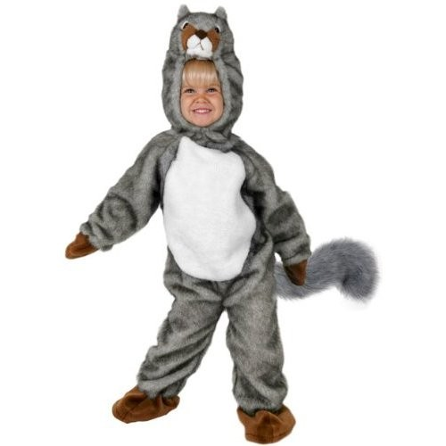 Toddler Squirrel Costume Mighty Girl