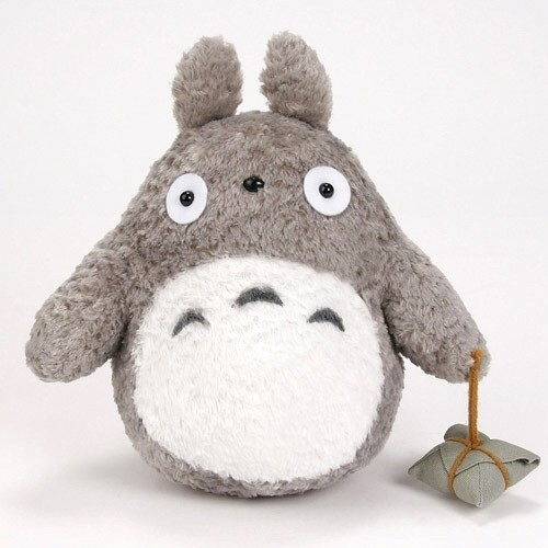 my neighbor totoro 9 inch plush a mighty girl