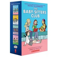 The Baby-Sitters Club Graphic Novel Box Set