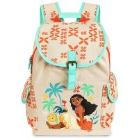 Moana Textured Backpack