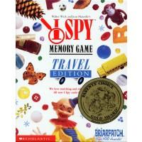 I Spy Memory Travel Game