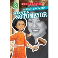 When I Grow Up: Sonia Sotomayor