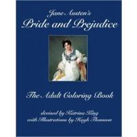 Pride and Prejudice Adult Coloring Book