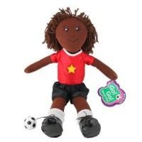 Go! Go! Sports Girl Doll: Anna, Soccer Girl