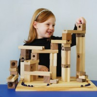 Blocks and Marbles Super Set