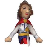 Joan of Arc Finger Puppet & Magnet