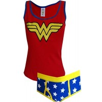 Wonder Woman Tank / Panty Set