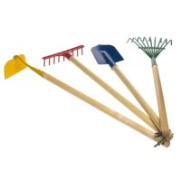 Kid's Big Garden Tool Set
