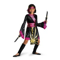 Sunburst Ninja Costume