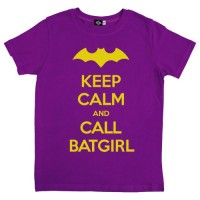 Keep Calm and Call Batgirl
