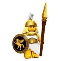 Lego Battle Goddess Minifigure