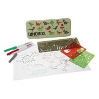 Dinosaur Stencil Kit