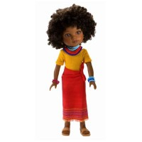 Rahel from Ethiopia Doll