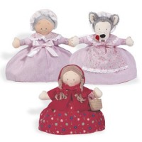 Topsy Turvy Doll: Little Red Riding Hood