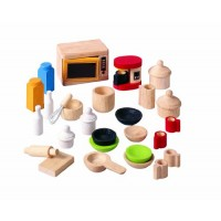 Dollhouse Kitchen & Tableware Accessories