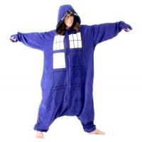Doctor Who TARDIS Kigurumi