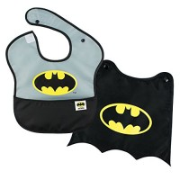 Batgirl Bib with Cape