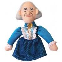 Susan B. Anthony Finger Puppet & Magnet