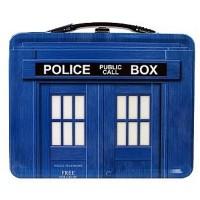 Doctor Who TARDIS Lunch Tin