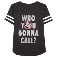 Ghostbusters Football T-Shirt