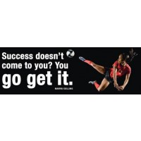 "Marva Collins ""Go Get It"" Poster"