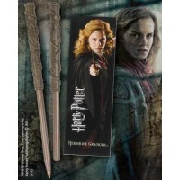 Hermione Granger Wand Pen and Bookmark Set