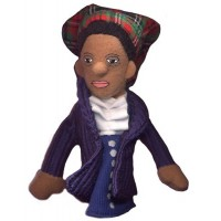 Harriet Tubman Finger Puppet & Magnet