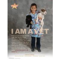 I Am A Vet Poster