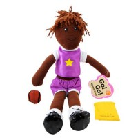 Go! Go! Sports Doll: Taye, Basketball Girl